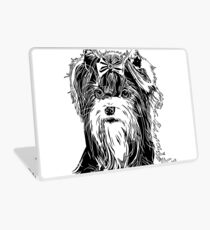 Biewer Terrier  Laptop Skin
