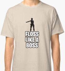 Floss wie ein Boss Classic T-Shirt