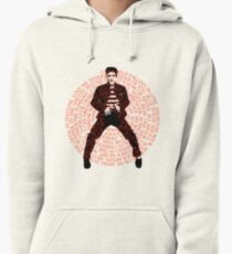 The King Of Rock & Roll Pullover Hoodie
