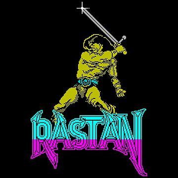 Gaming [ZX Spectrum] - Rastan (Saga) by ccorkin