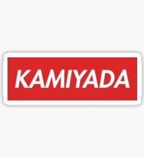 KAMIYADA Sticker