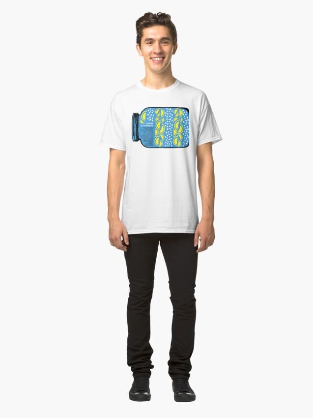 Alternate view of Limões de Conserva Classic T-Shirt