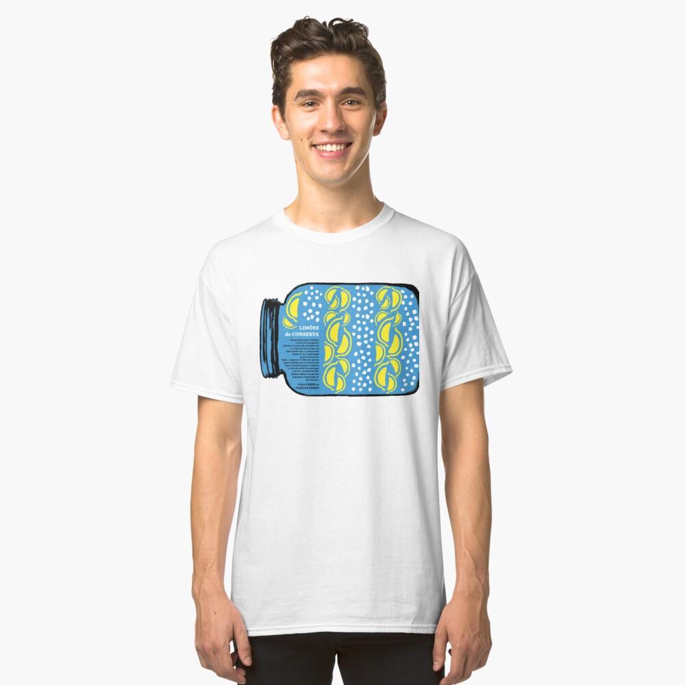 Limões de Conserva Classic T-Shirt