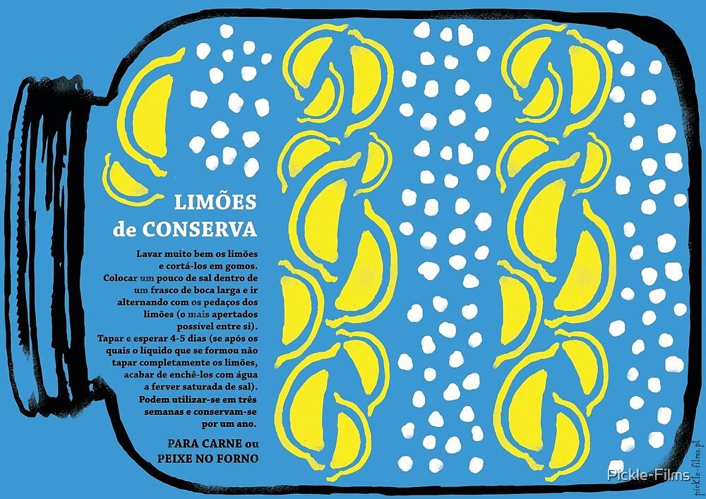 Limões de Conserva by Pickle-Films