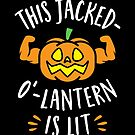 This Jacked-O'-Lantern Is Lit by brogressproject