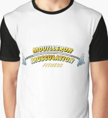 Moisture Bodybuilding Graphic T-Shirt