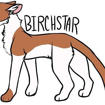 Birchstar by Draikinator