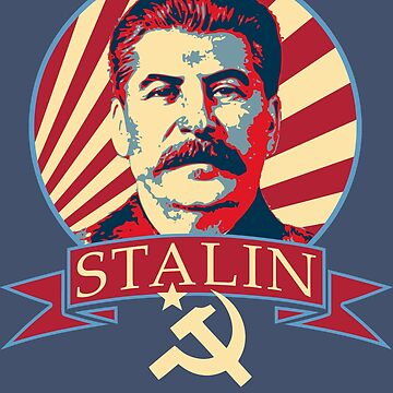 Stalin Communist Propaganda by idaspark