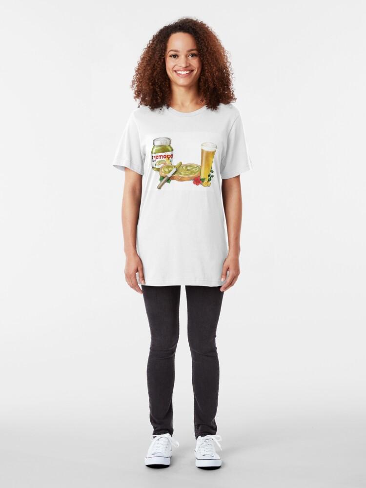 Alternate view of No-tella Slim Fit T-Shirt