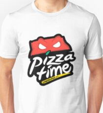 Pizza Time Unisex T-Shirt