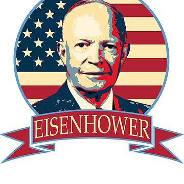 Eisenhower American banner by idaspark