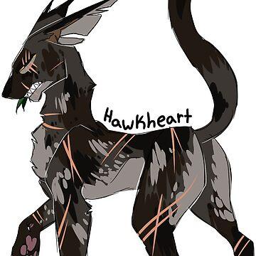Hawkheart by Draikinator