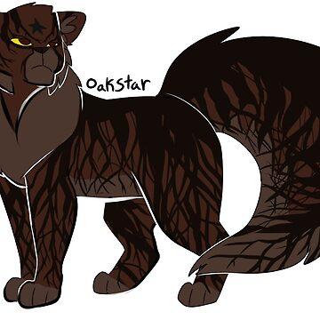 Oakstar by Draikinator