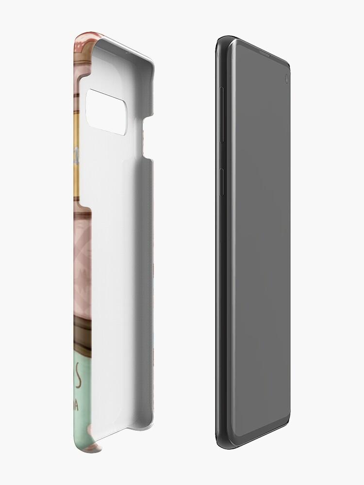 Alternate view of Pézinhos de Coentrada Case & Skin for Samsung Galaxy