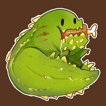 Monster Hunter chibi Jho - Deviljho by linkitty