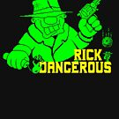 Gaming [ZX Spectrum] - Rick Dangerous by ccorkin