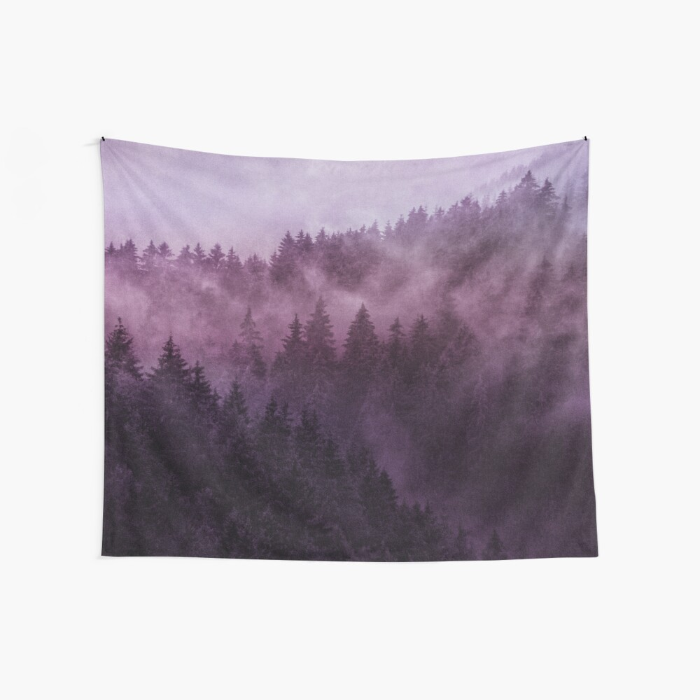 Excuse Me, I'm Lost // Laid Back Edit Wall Tapestry
