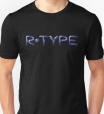 R-Type - SNES Title Screen Unisex T-Shirt