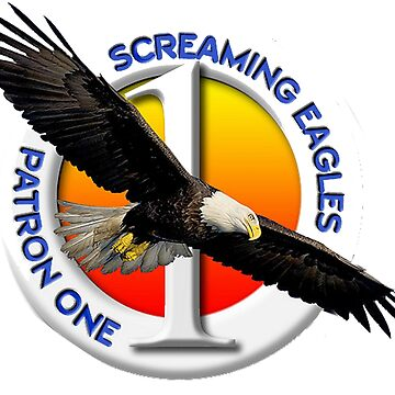 VP-1 Screaming Eagles Crest by Quatrosales