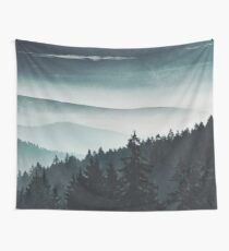 Mountain Light Wall Tapestry