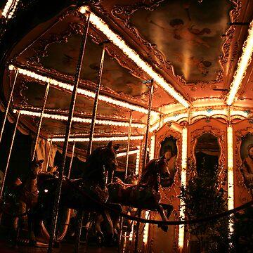 Carousel by RedShedArt