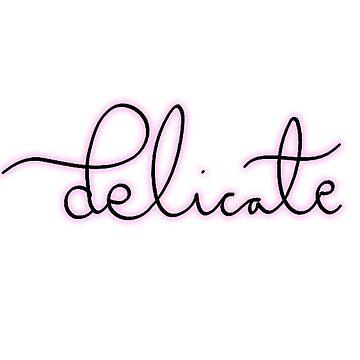 """""""delicado"""" de ellalucy"""
