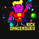 Gaming [ZX Spectrum] - Rick Dangerous II (2) by ccorkin