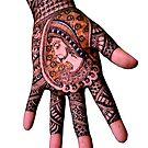 Hand Tattoo by Sagar Lahiri