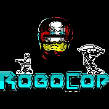 Gaming [ZX Spectrum] - Robocop by ccorkin