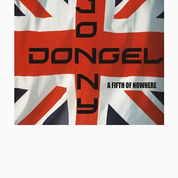 Jonny Dongel Record Cover by funkydive