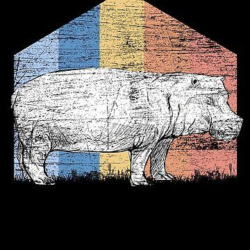 Hippo Zoo by GeschenkIdee