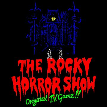 Gaming [ZX Spectrum] - The Rocky Horror Show (Original TV Game!) by ccorkin