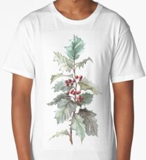 A Holly Twig Long T-Shirt
