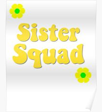 Sister Squad Poster