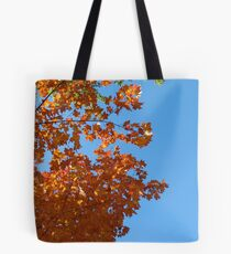 Bracing Branches Tote Bag