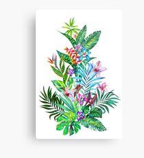 Tropical Fest Metal Print