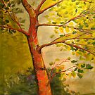 Fall Tree by RedPine