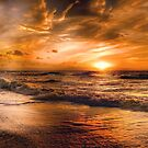 Golden Sunset by pinkarmy25