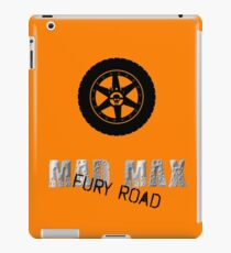 Fury Road iPad Case/Skin