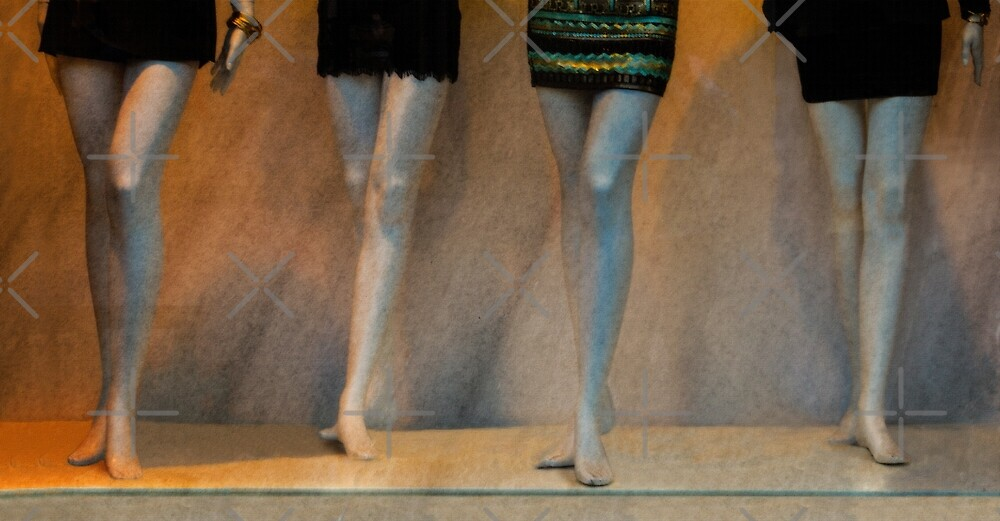 Long Legs And Mini-Skirts by CarolM