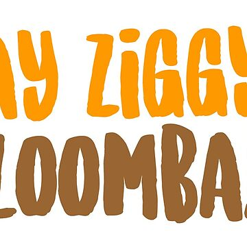 Bowling Green State Universität - Ay Ziggy Zoomba! von lenanighs