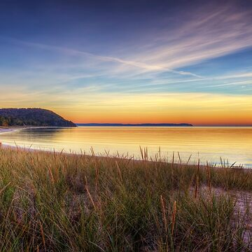 Van's Beach Sunset by NobleImages