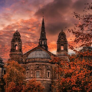 St Cuthberts in Autumn by RichardSayer