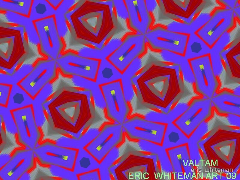 ( VATAM )  ERIC WHITEMAN ART   by eric  whiteman