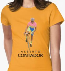 Alberto Women's Fitted T-Shirt