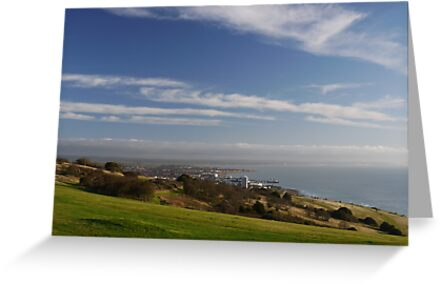 Eastbourne Overview by SAngell
