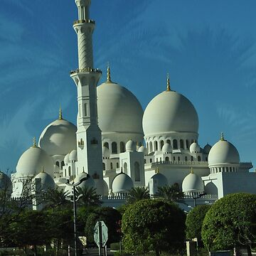 JUMEIRAH MOSQUE DUBAI CITY, UNITED ARAB EMIEATES by JAYMILO