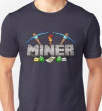 Minecraft Miner Shirt v.2 T-Shirt