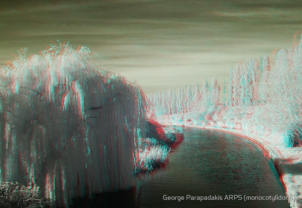 [3D][IR] Grand Union Canal by George Parapadakis (monocotylidono)