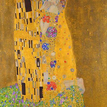 The Kiss Gustav Klimt by AtticSalt
